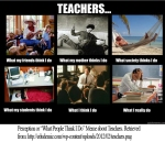TeachersPerception