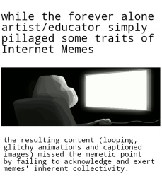 "A single-panel rage comic with ""ForeverAloneComputer2"" rage face as made on Rage Comic Maker for Android by Tamas Marki."